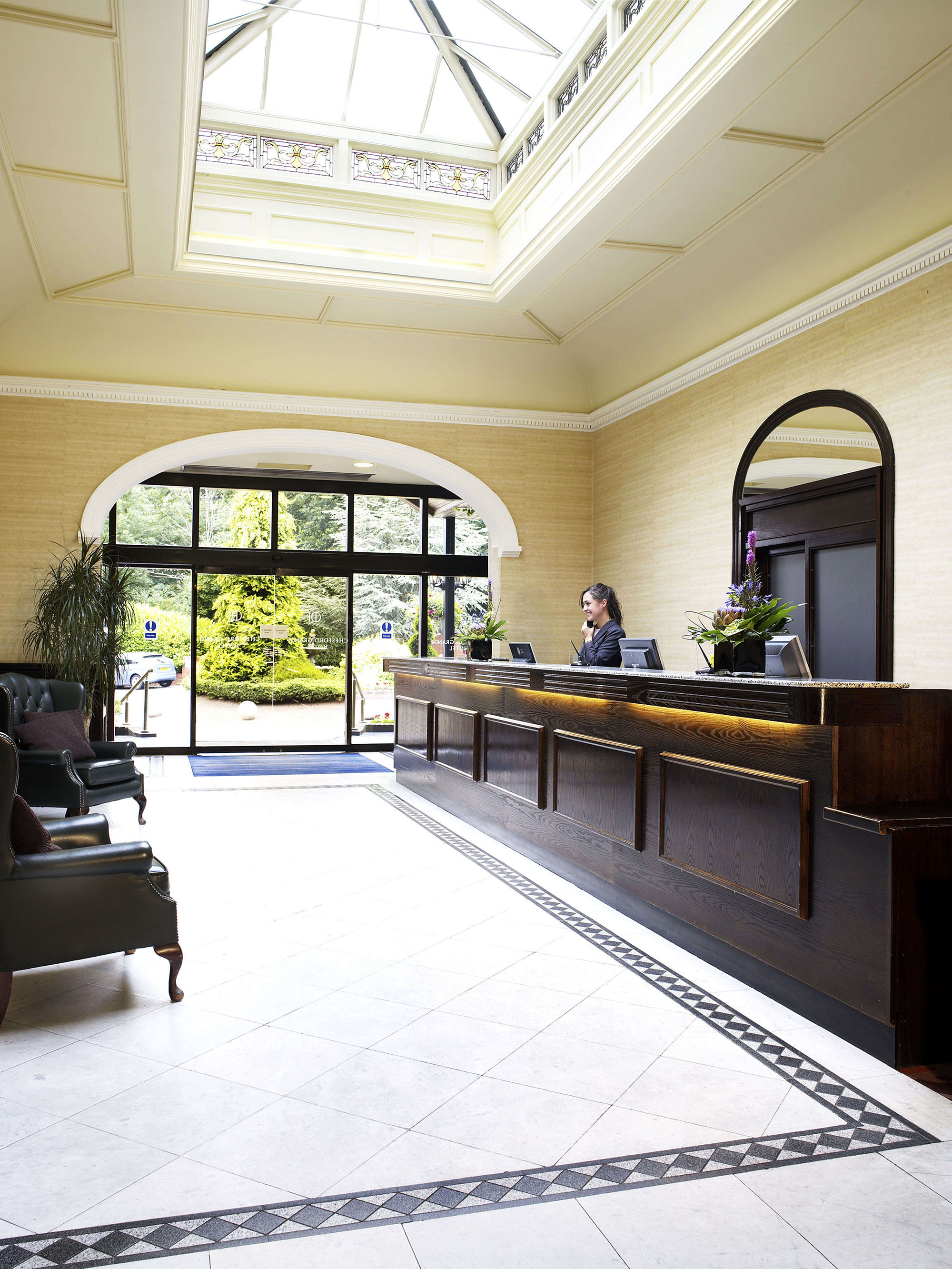 chesford grange reception