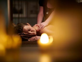 Enjoy a luxurious spa treatment at one of our hotels